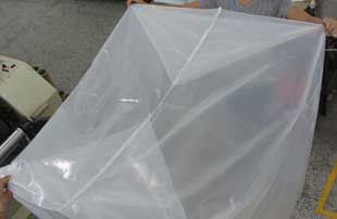 Silverskin Insulated Thermal Pallet Cover For